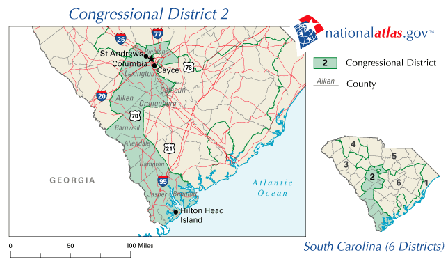 file united states house of representatives south carolina district 2 map png