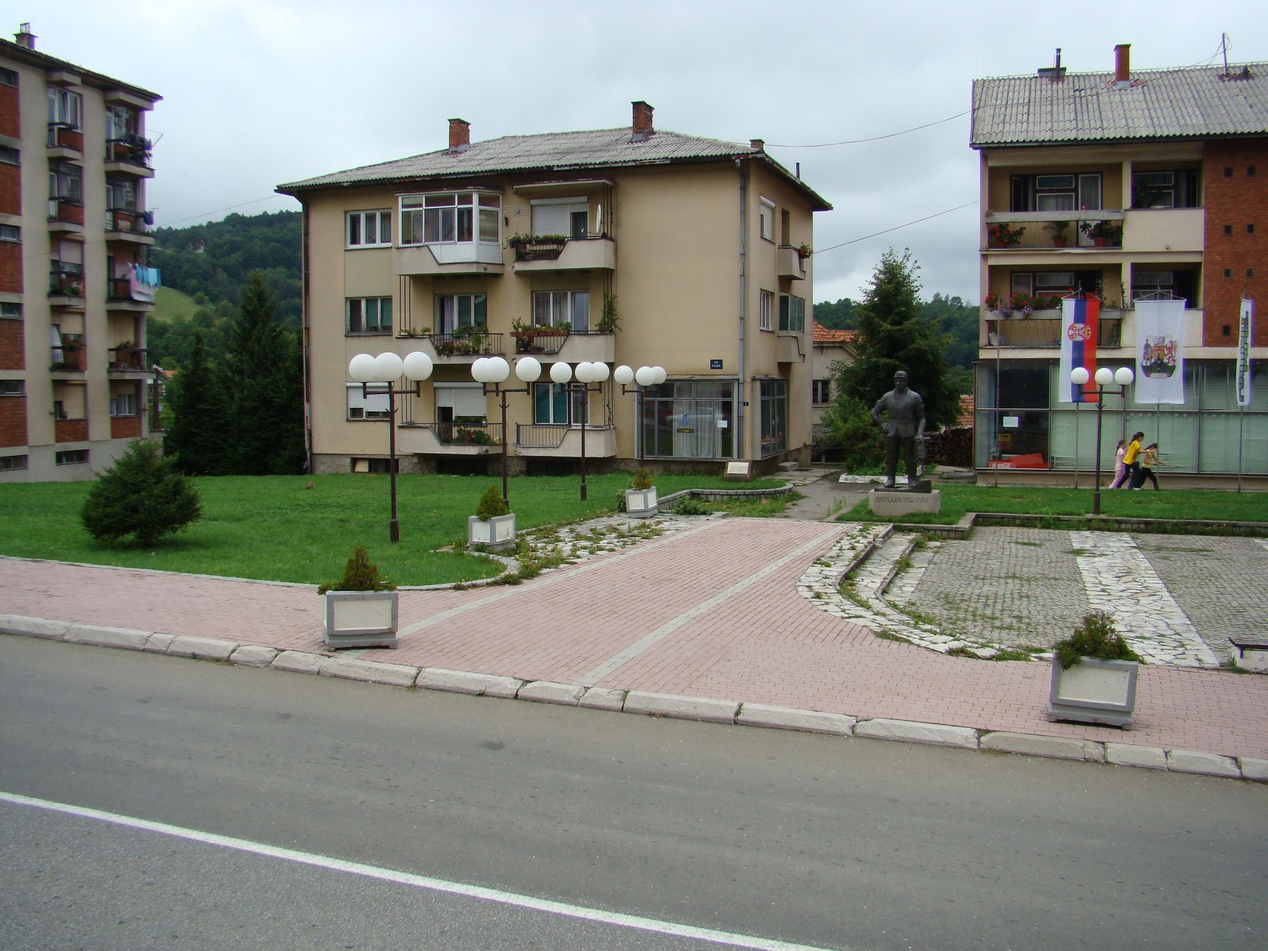 Rudnik Gornji Milanovac Wikipedia