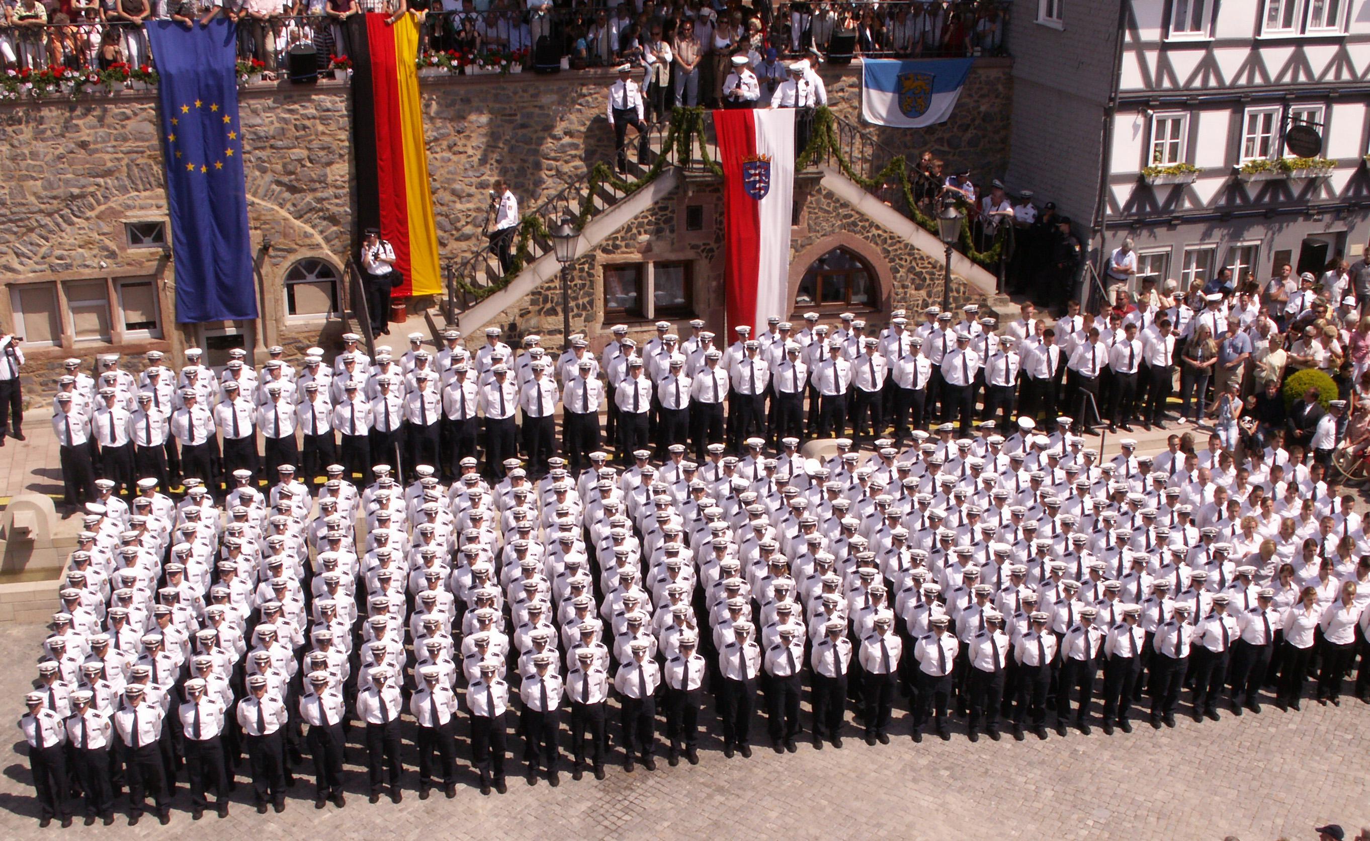 hessische polizei wikiwand - Polizei Bewerbung Hessen
