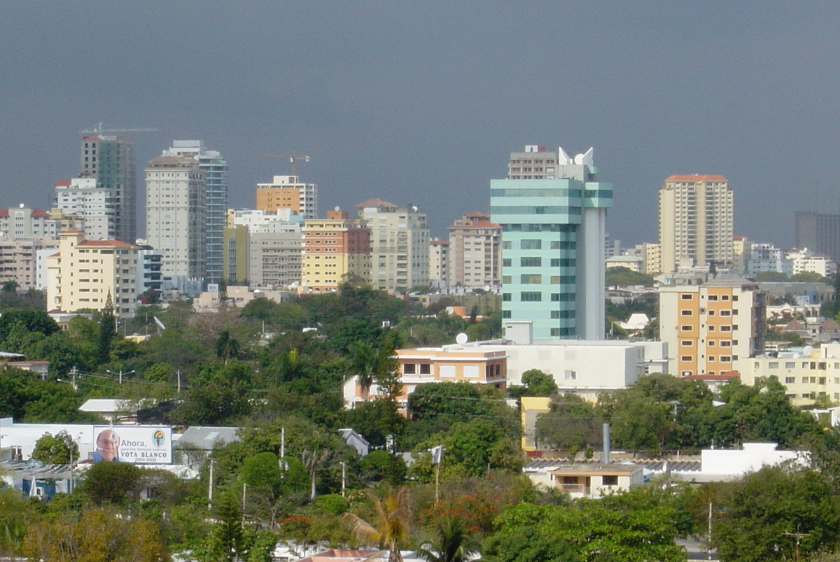 Economy Of The Dominican Republic Wikipedia