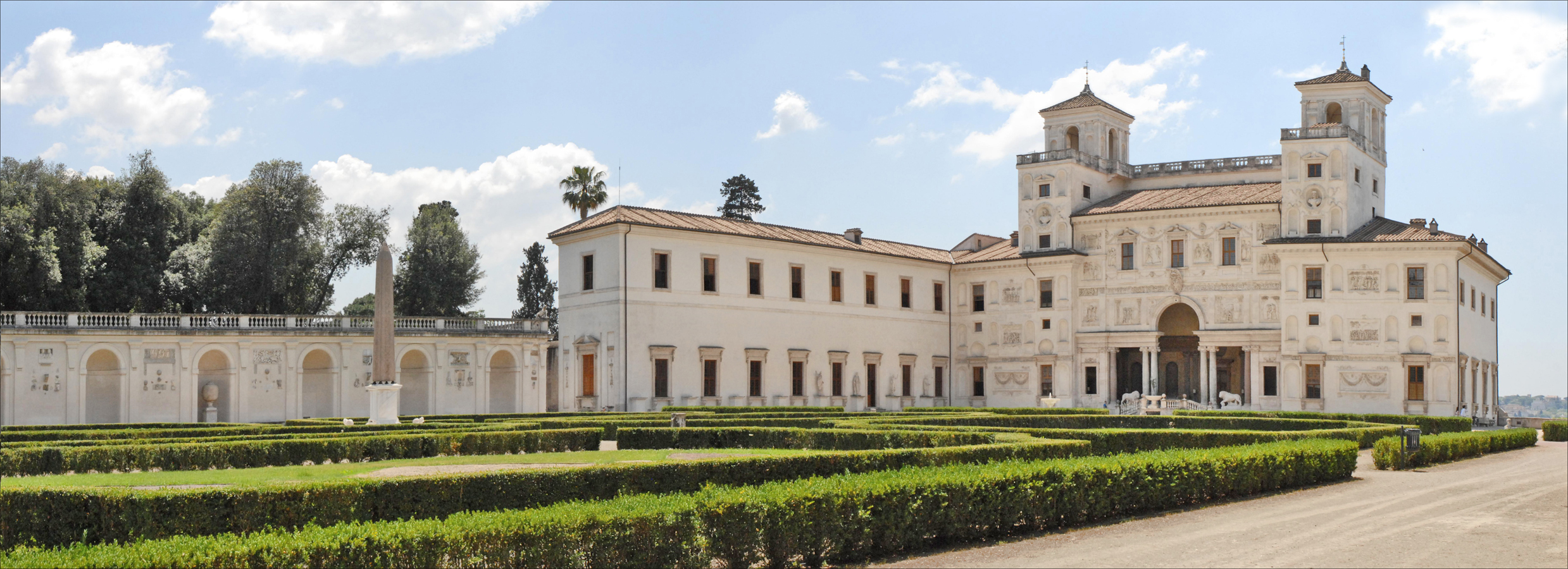 File villa medici rome wikimedia commons for Jardin villa medicis rome