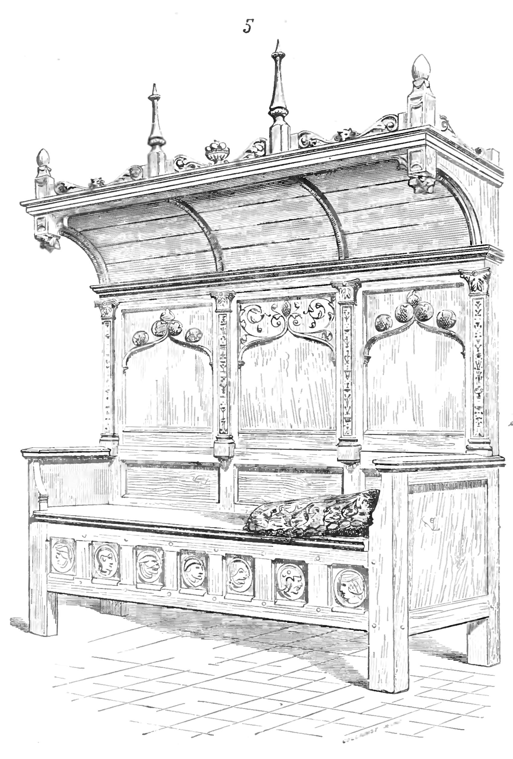 Fichier viollet le duc dictionnaire raisonn du mobilier for Furniture styles wiki