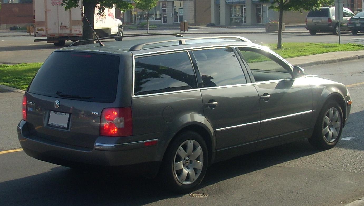 volkswagen passat wagon: