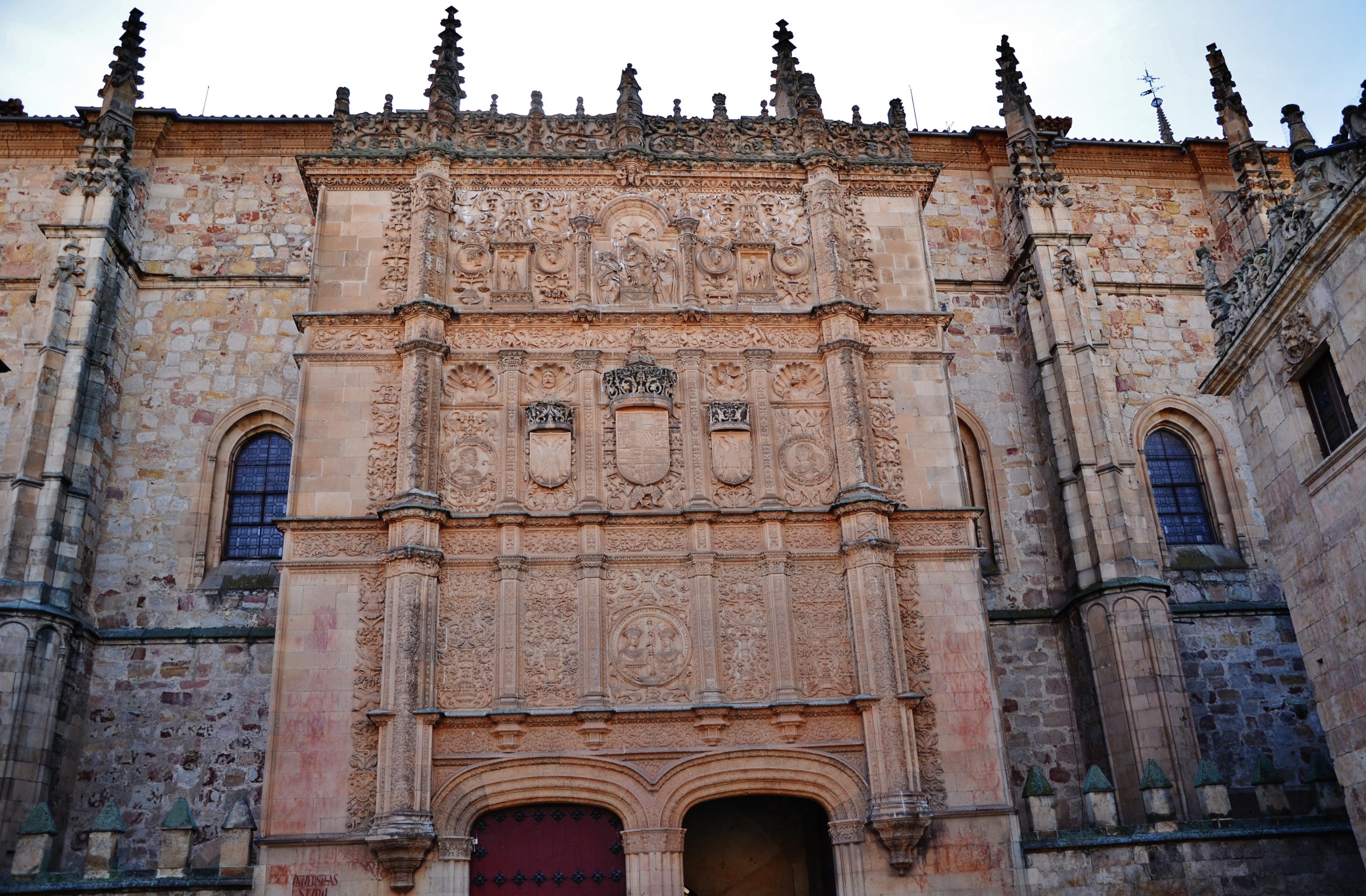 File:WLM14ES - Fachada principal del Edificio histórico de ... - photo#9
