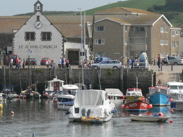 FileWest Bay Harbour And Church