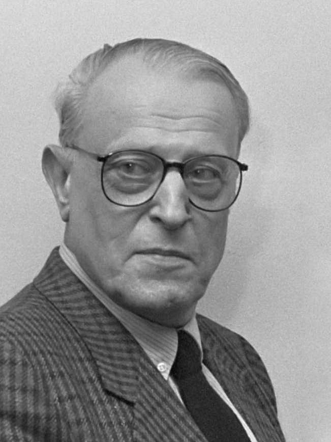 Image of Willem Frederik Hermans from Wikidata
