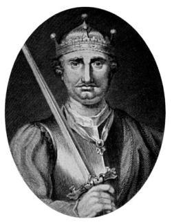 ויליאם הכובש, מייסד המצודה