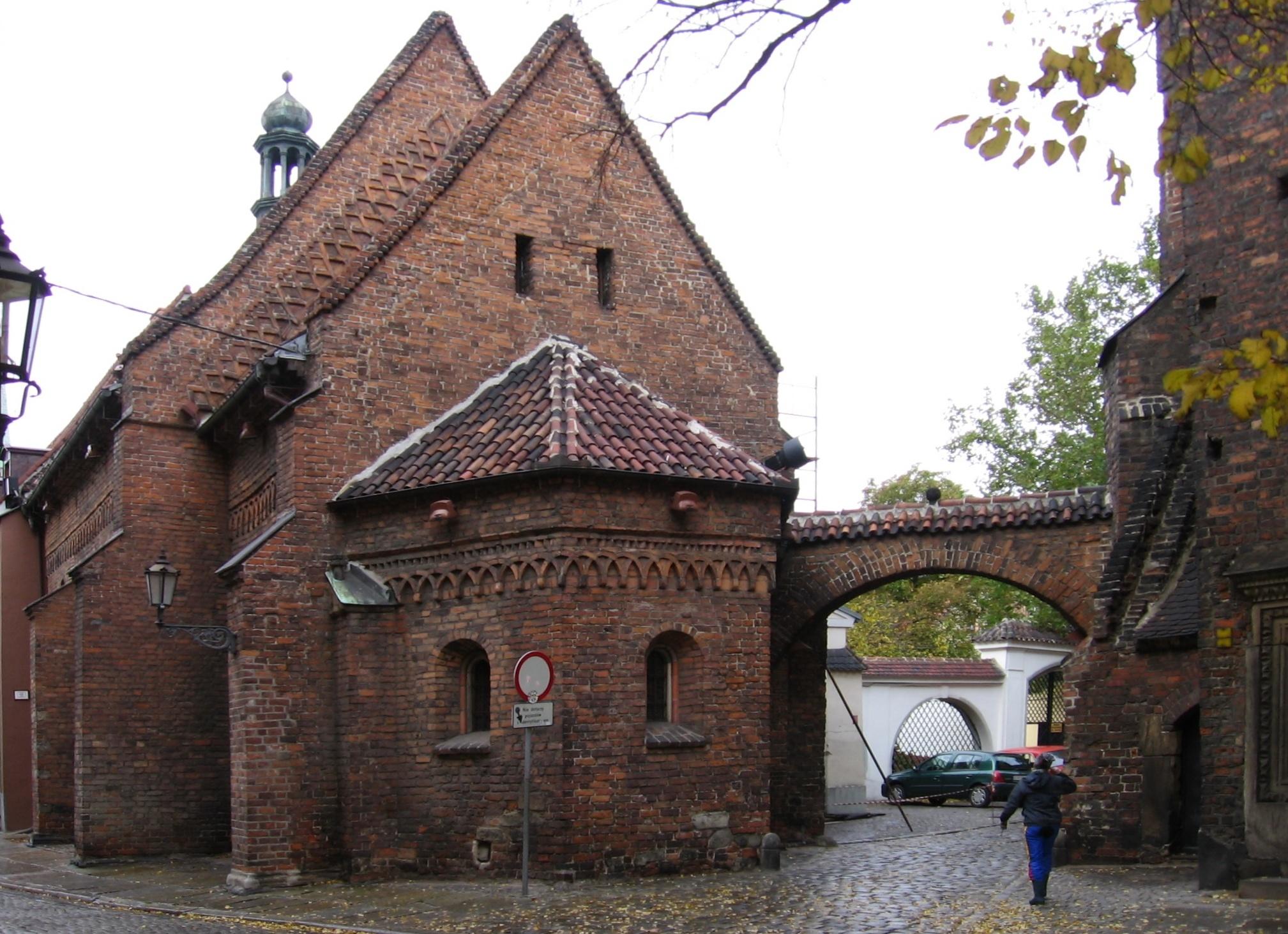 St. Ägidien; erbaut 1241–1242