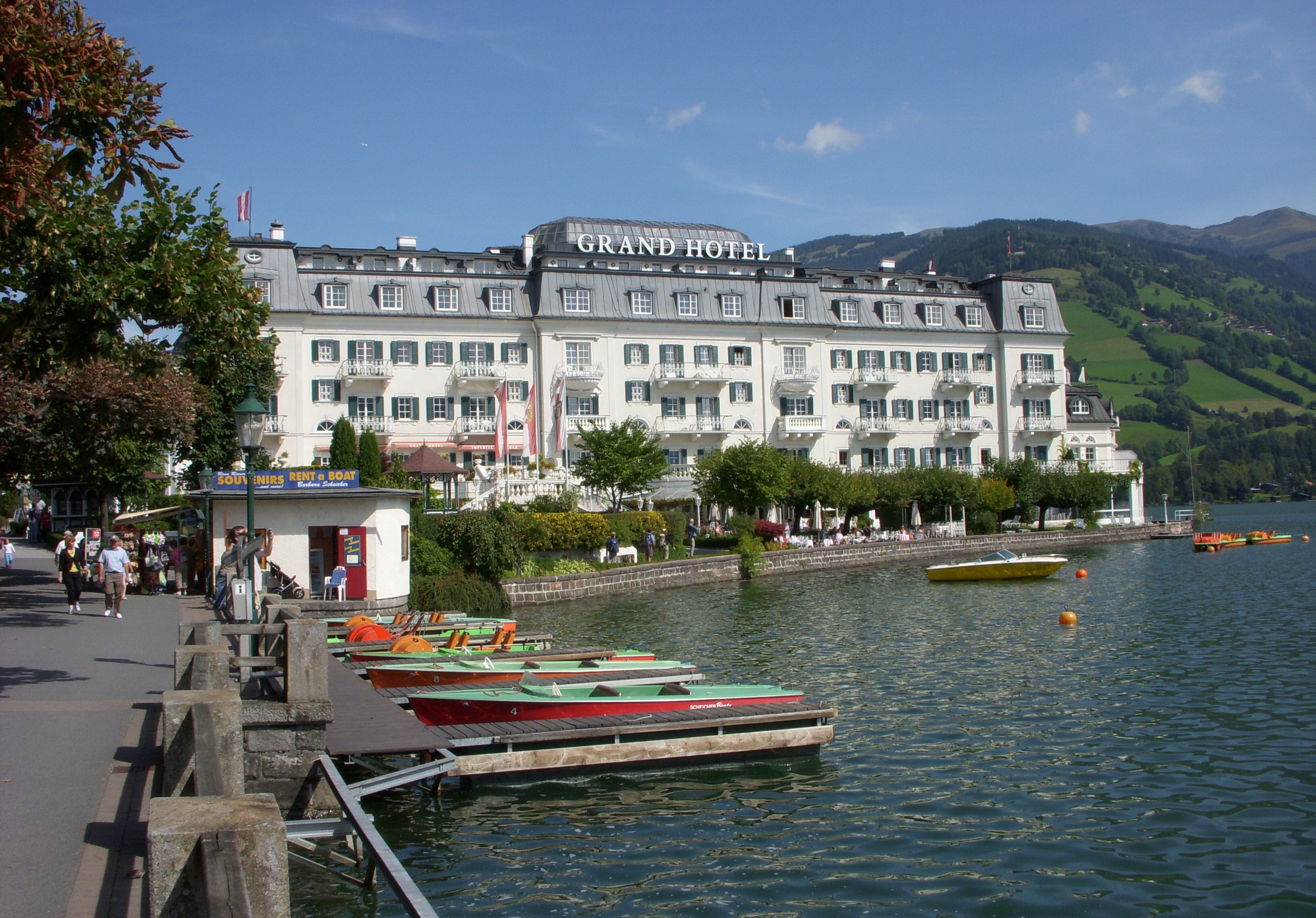Hotel Am See In Tutzing