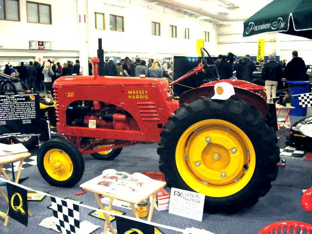 1948 Ford Ferguson Tractor : Massey harris model wikipedia