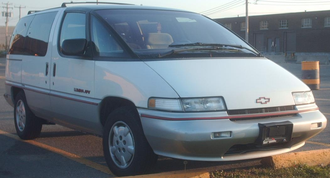 File 90 92 Chevrolet Lumina Apv Jpg Wikimedia Commons