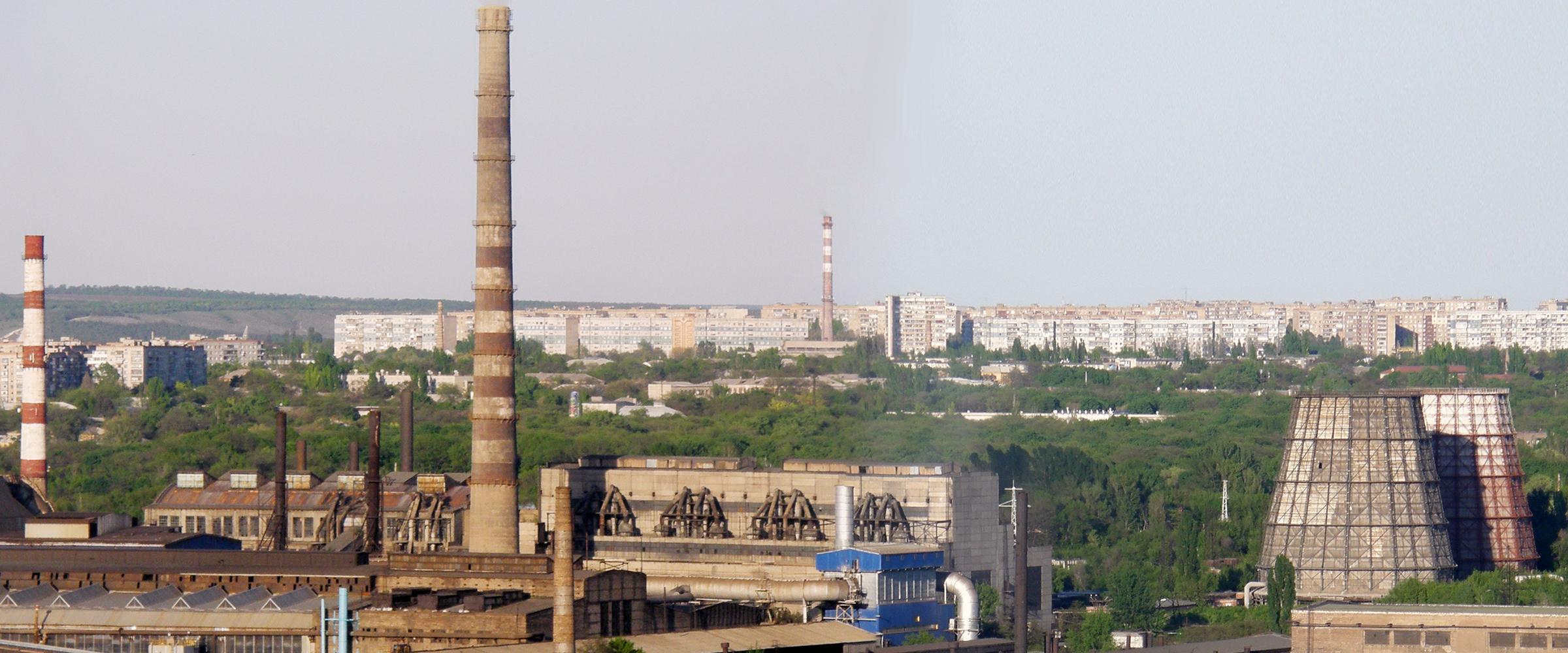 МЧС ДНР сообщило о росте числа смертельных болезней в Донбассе из-за выбросов на краматорском заводе