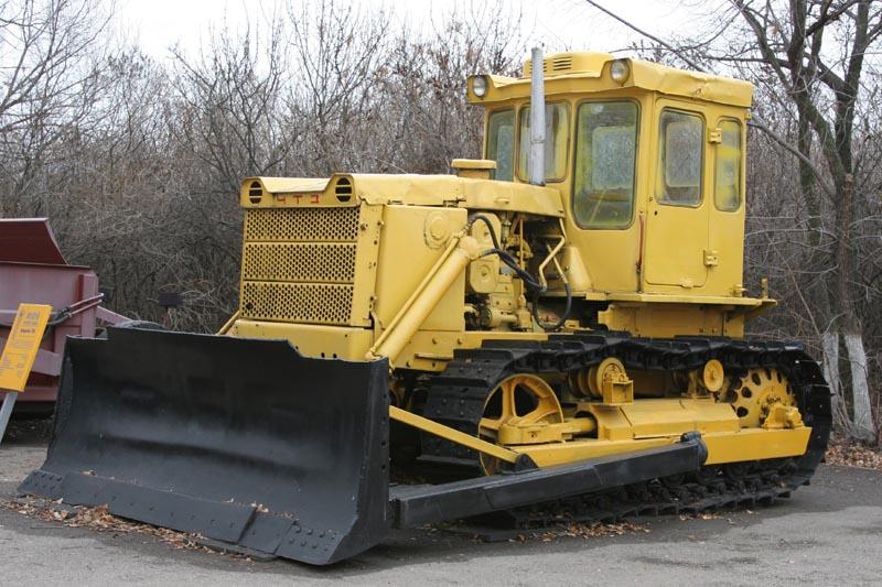 трактор т 120