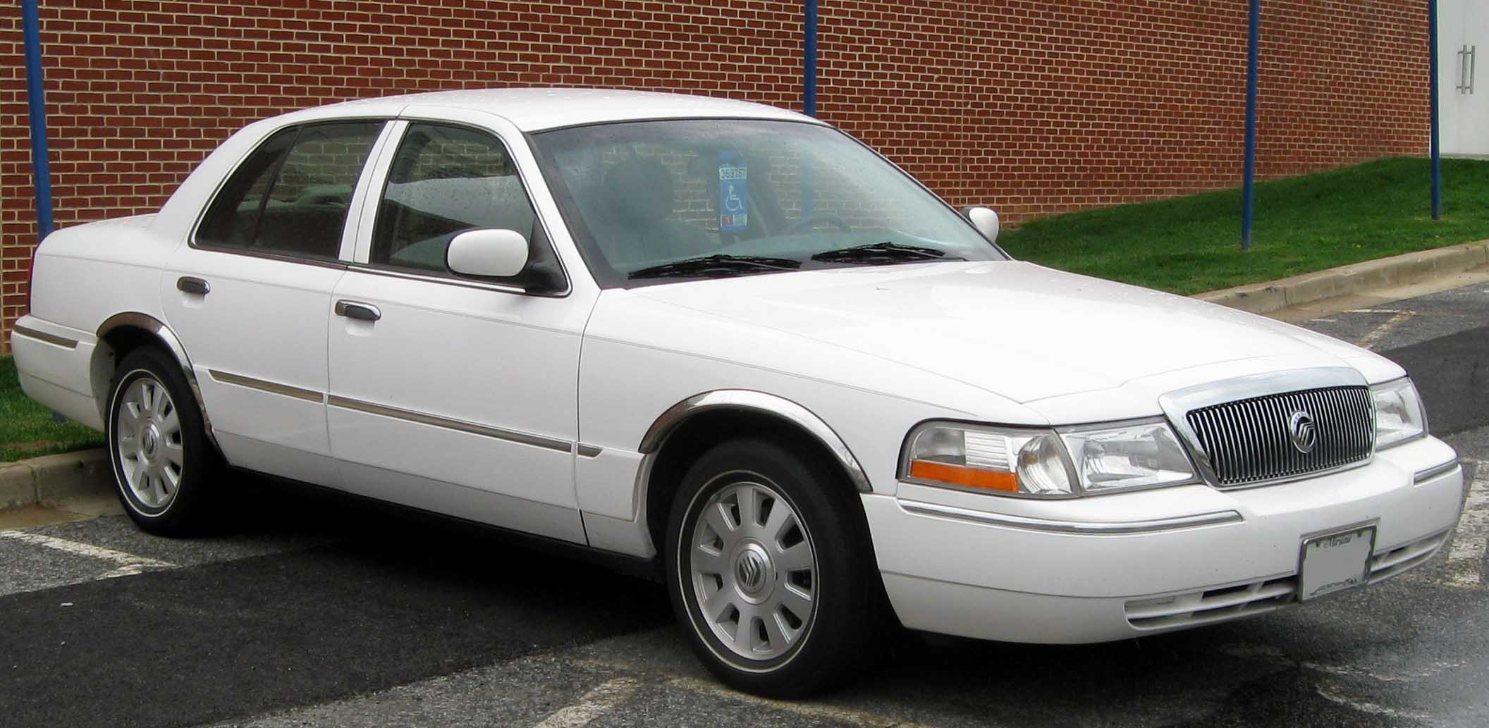 Mercury Grand Marquis Wikipedia