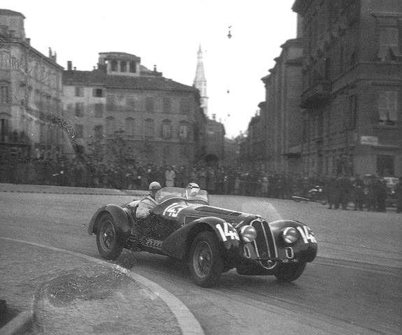 File:1938-04-03 Mille Miglia winner Alfa Romeo 8C 2900B sn412031 Biondetti Stefani.jpg
