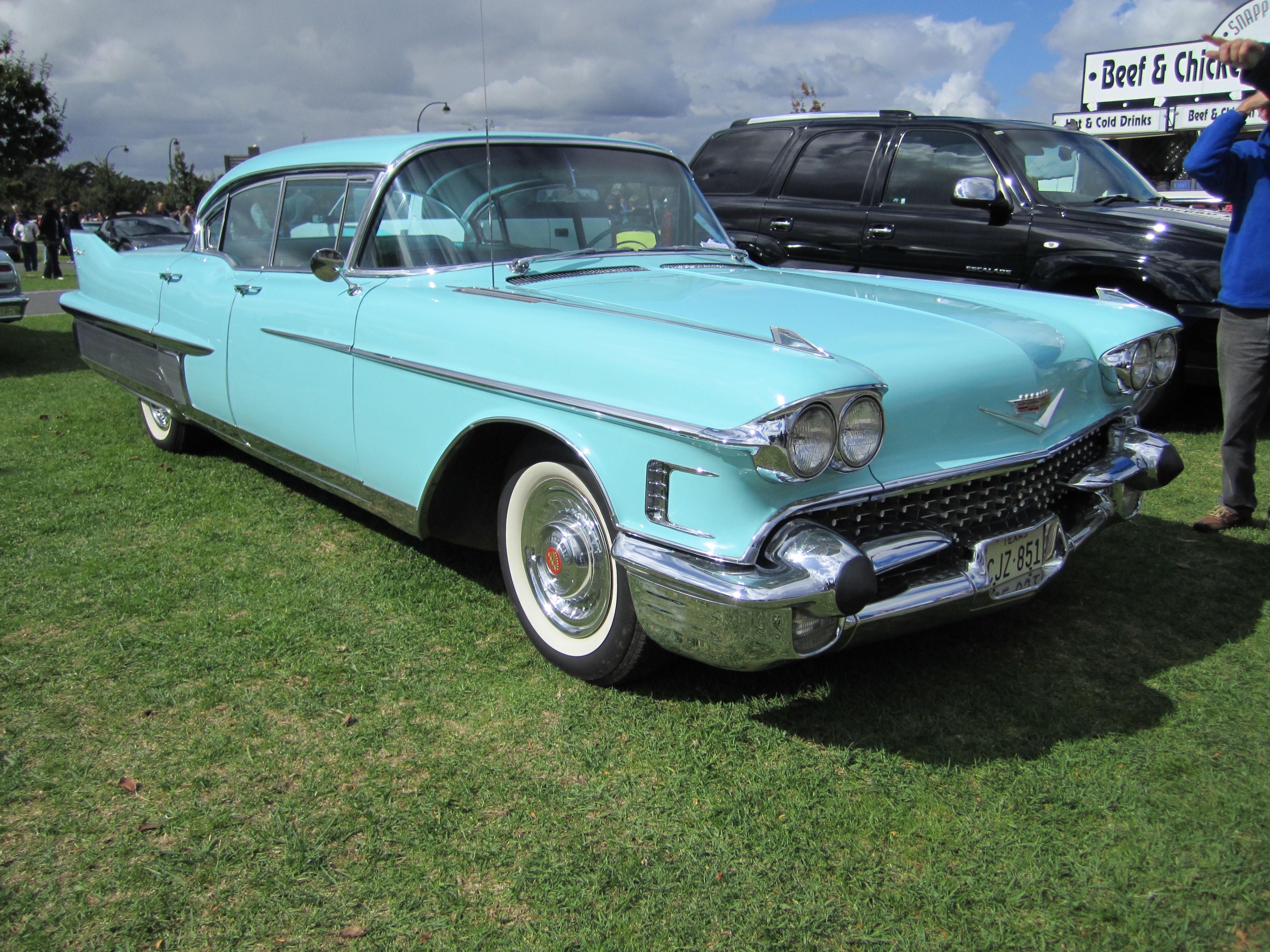 File 1958 Cadillac Sedan Deville Jpg Wikimedia Commons