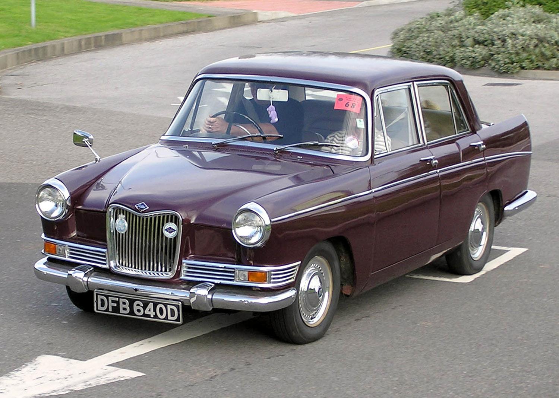 A 1965 Riley 4/72