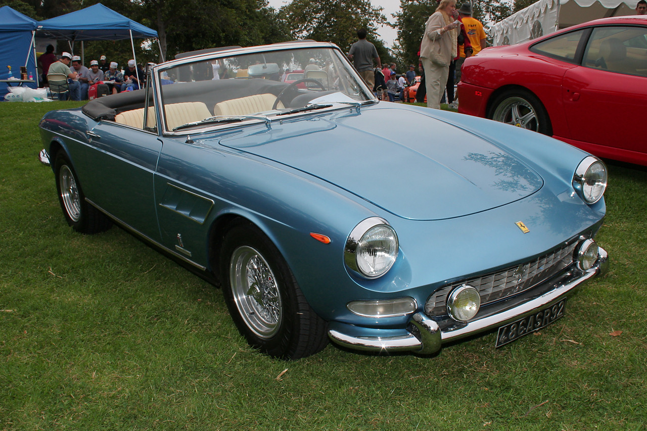 1965 Ferrari 275 Gts Related Infomation Specifications