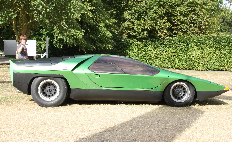 Alfa Romeo Carabo Vikipediya