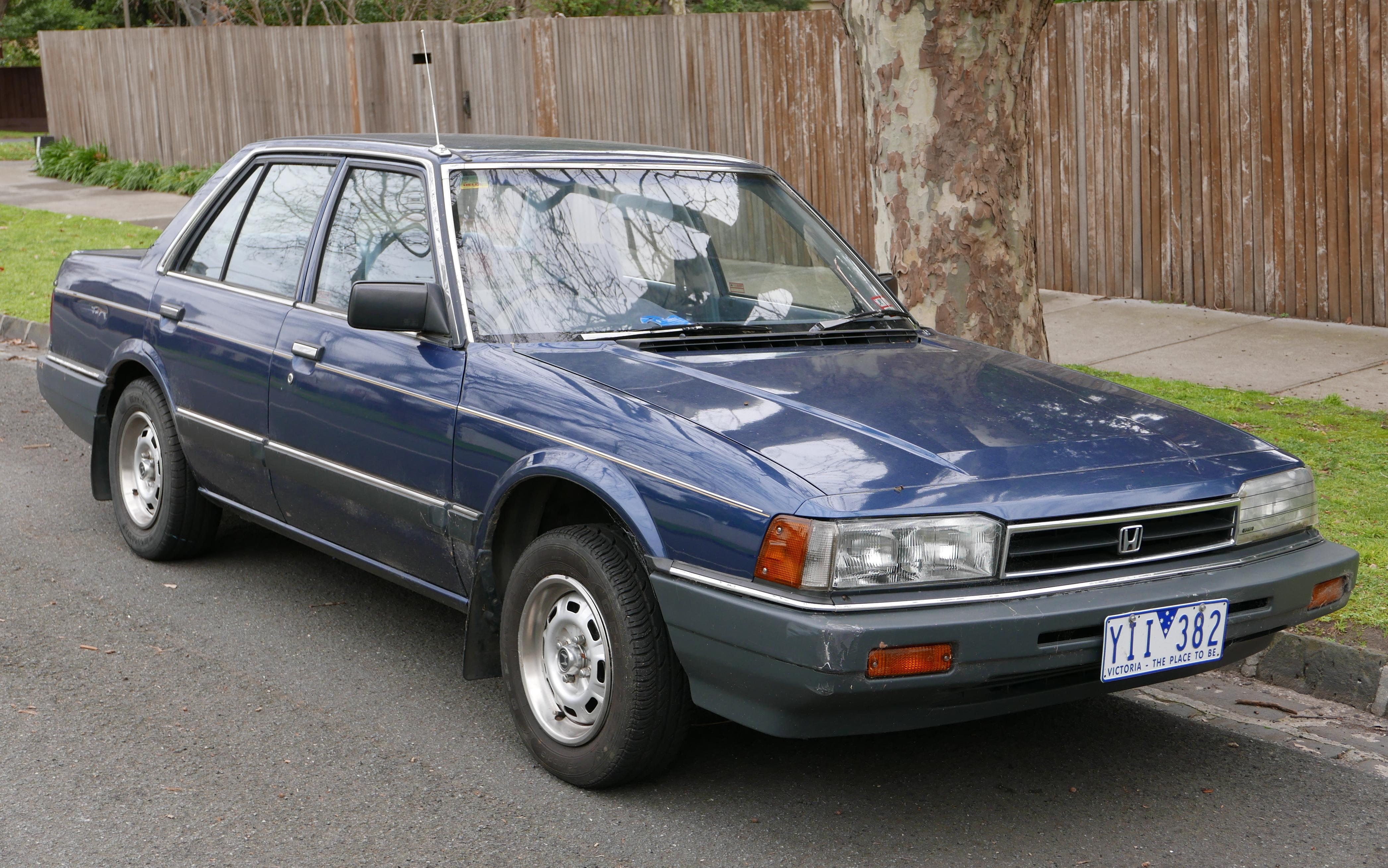 Kelebihan Kekurangan Honda Accord 1985 Review