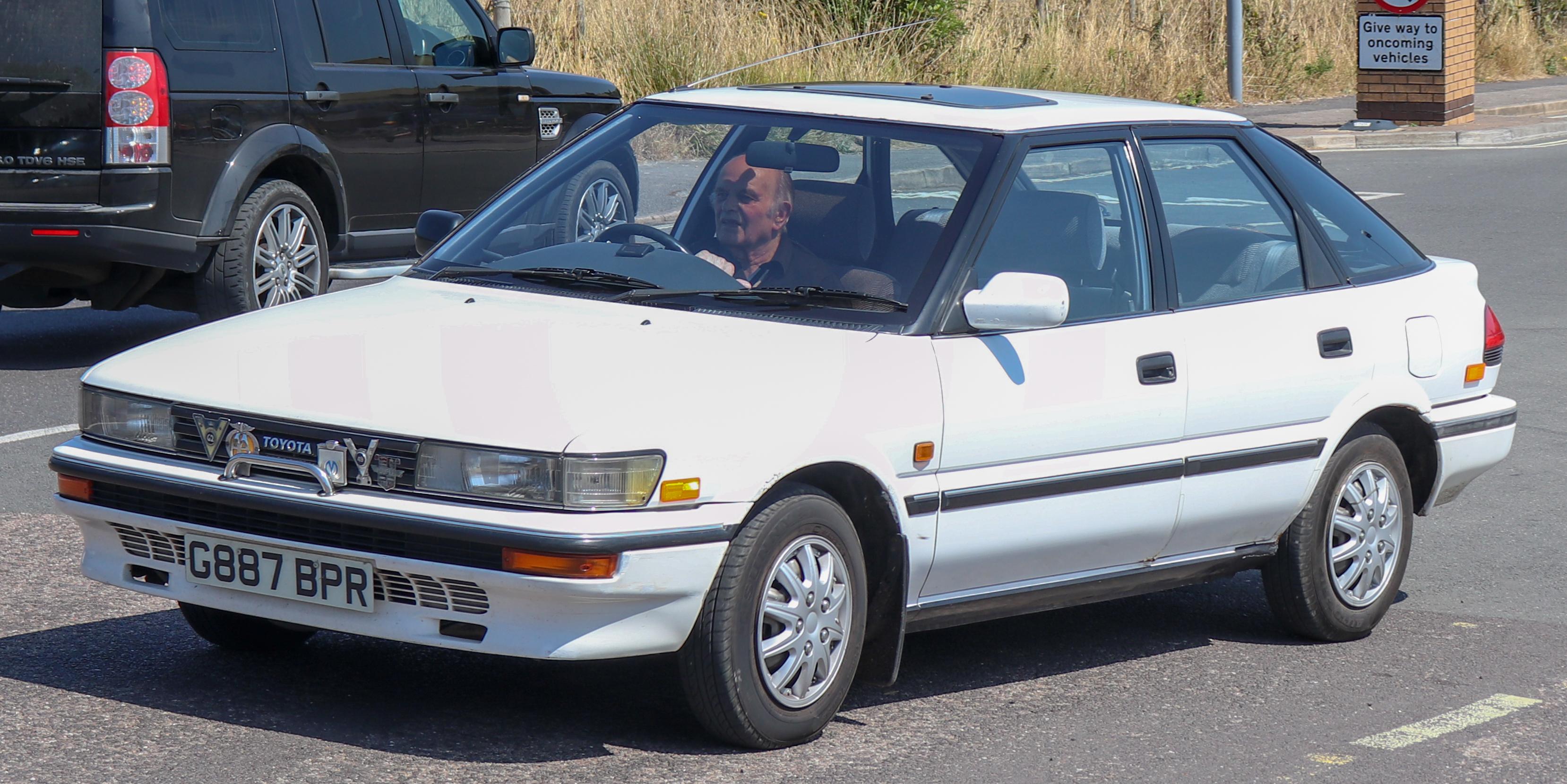 Kekurangan Toyota Corolla 1989 Top Model Tahun Ini