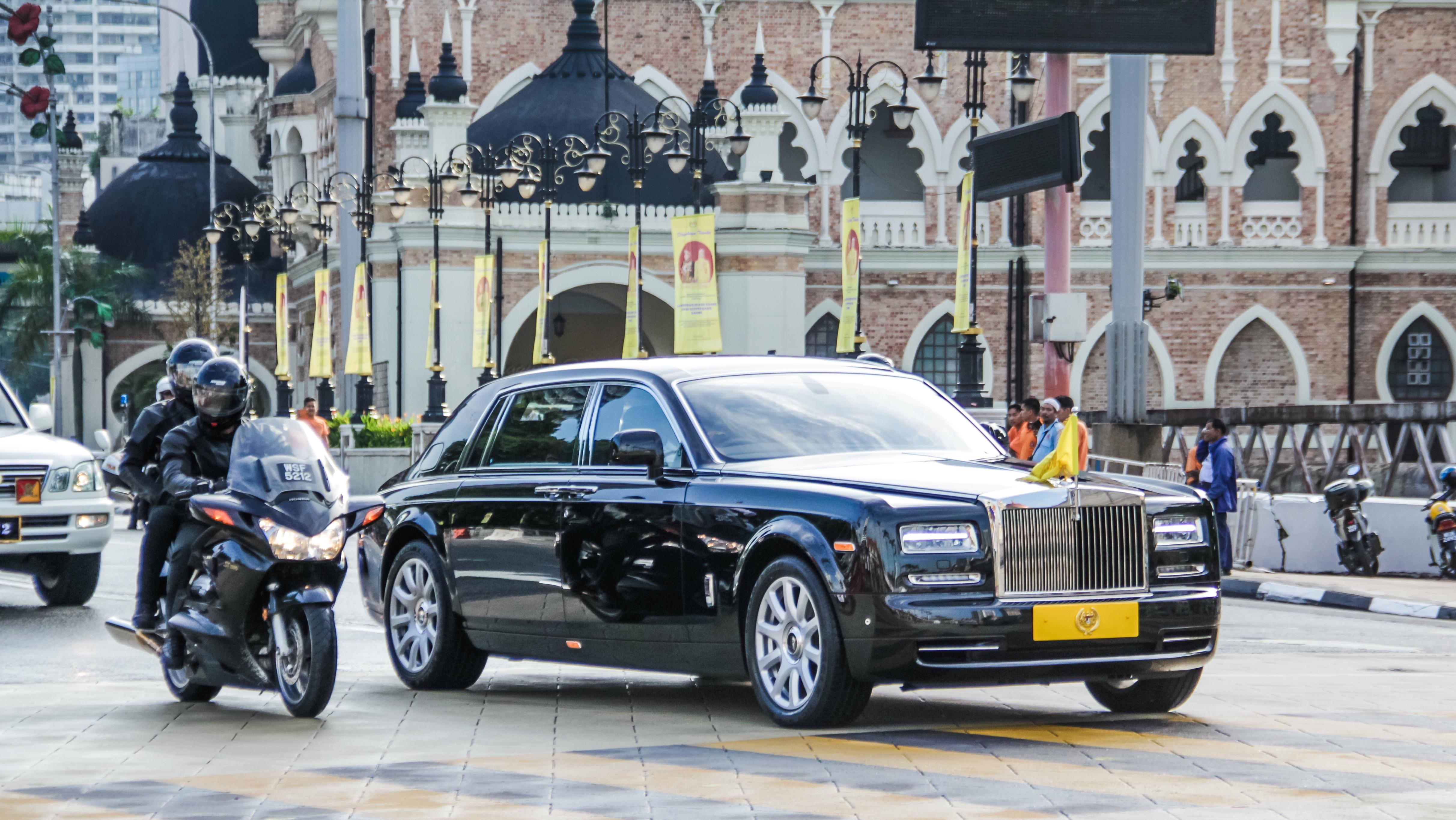 Rolls Royce Phantom Serie II 2013