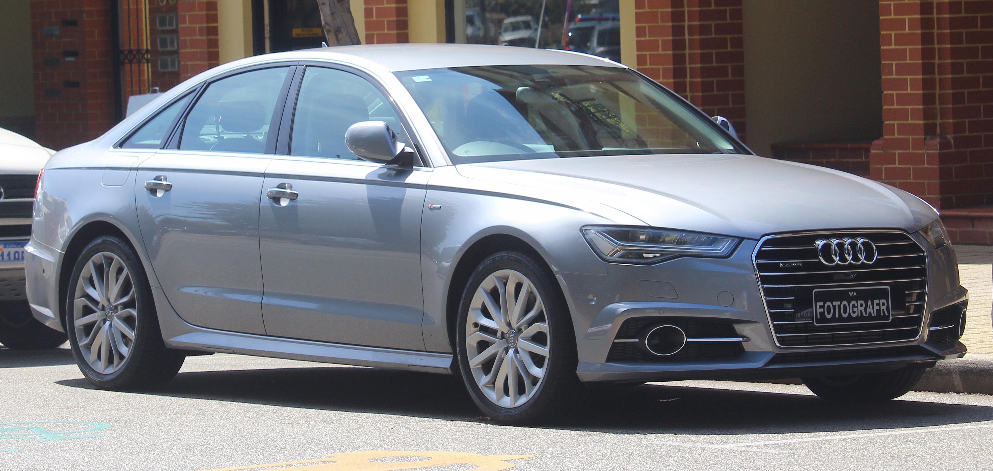 Kekurangan Audi A6 2016 Top Model Tahun Ini