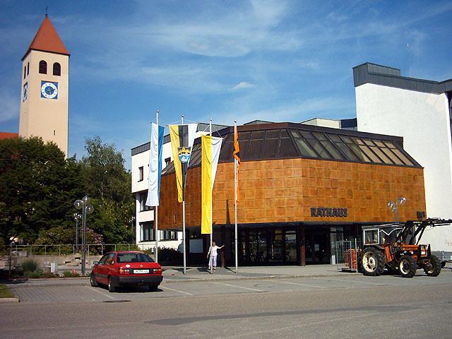 Rathaus Schwarzenfeld