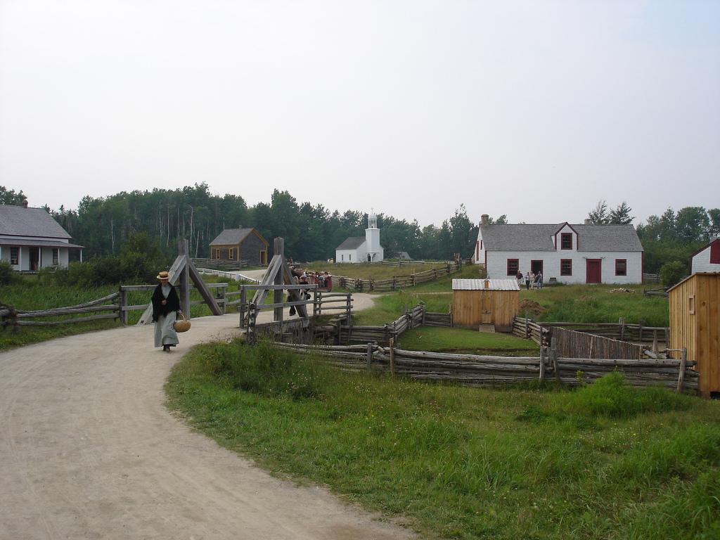 Village historique acadien - Wikipedia
