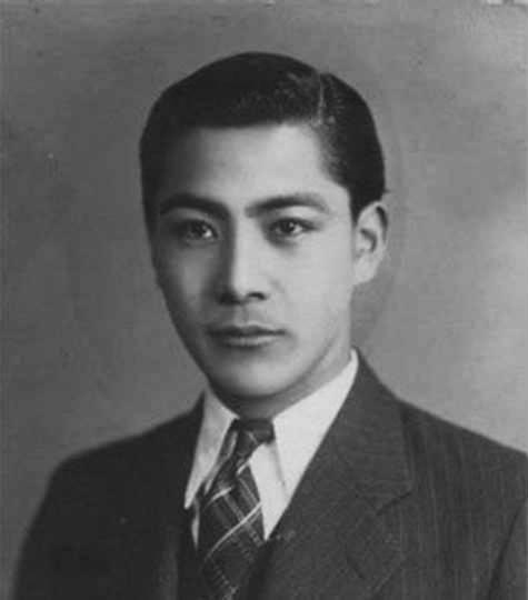 Actor Mifune Toshiro