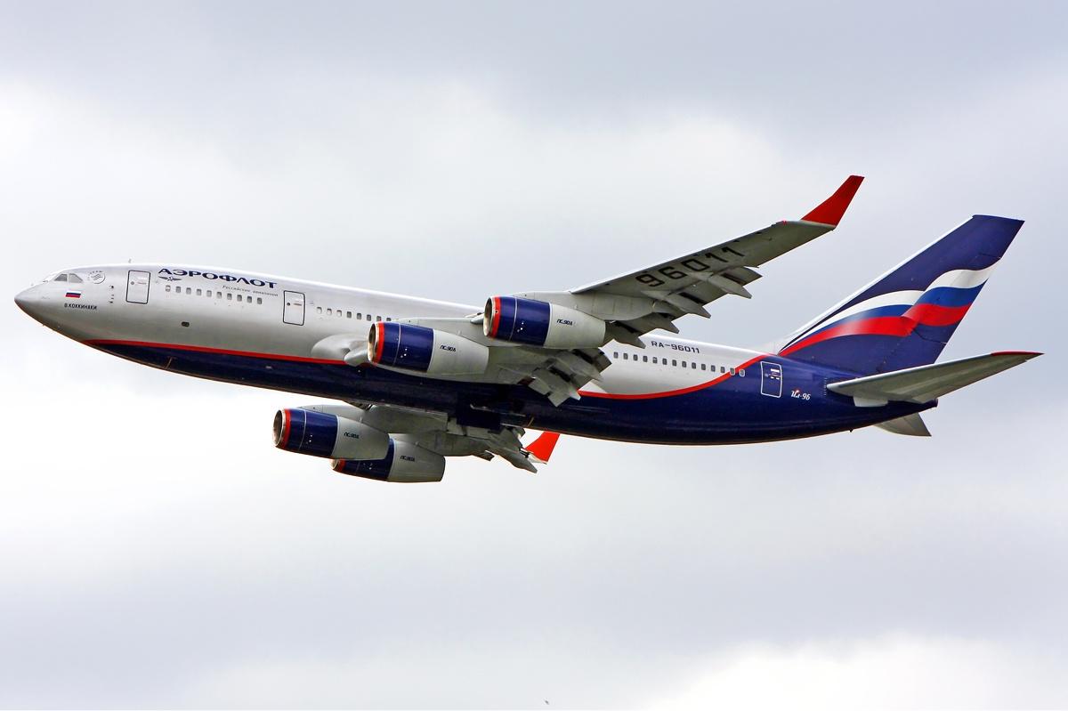 Aeroflot_Ilyushin_Il-96-300_RA-96011_Mis