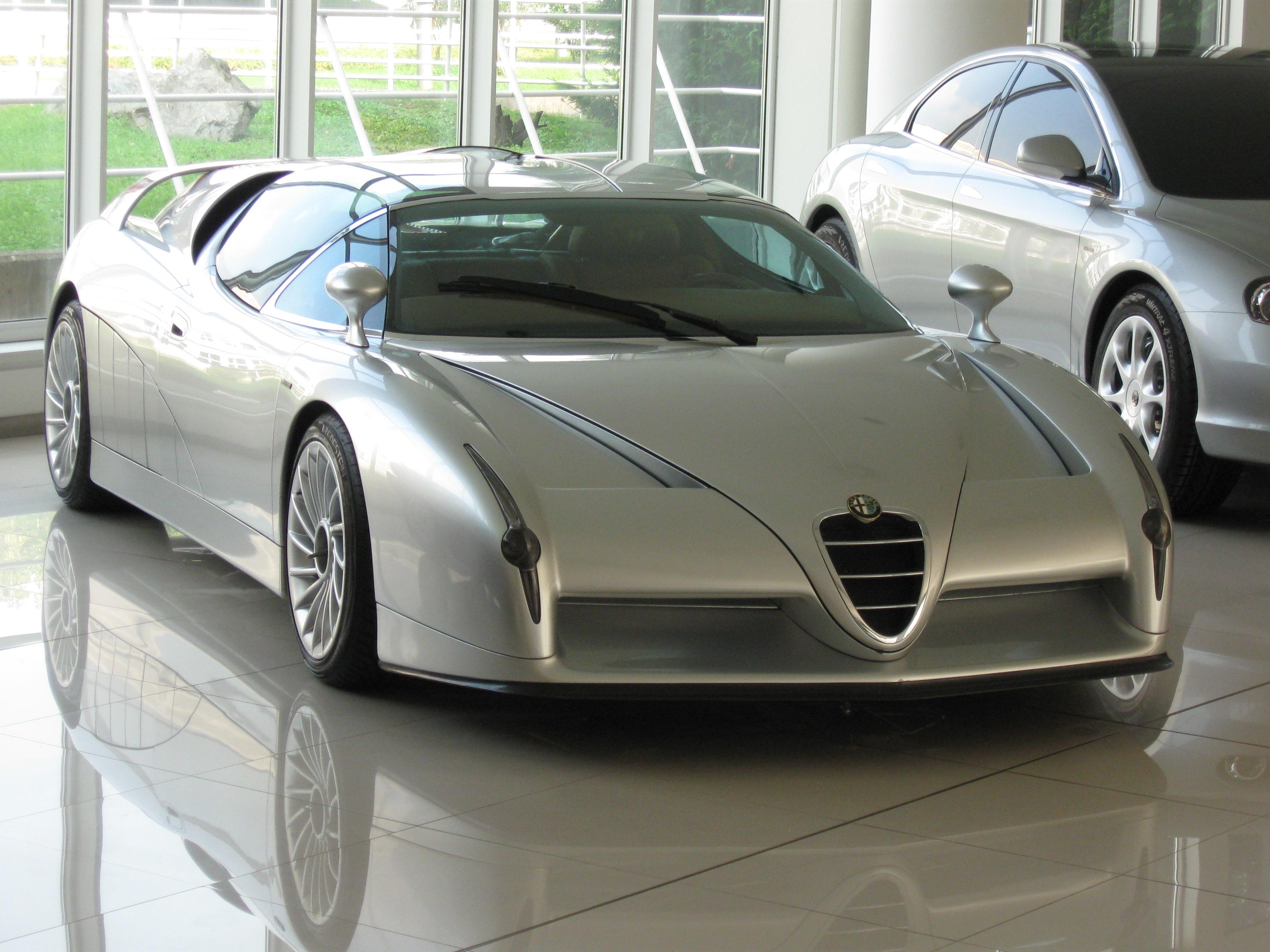 Alfa Romeo Scighera Wikipedia