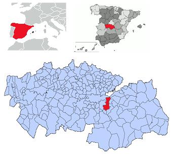 Battle Of Almonacid Wikipedia