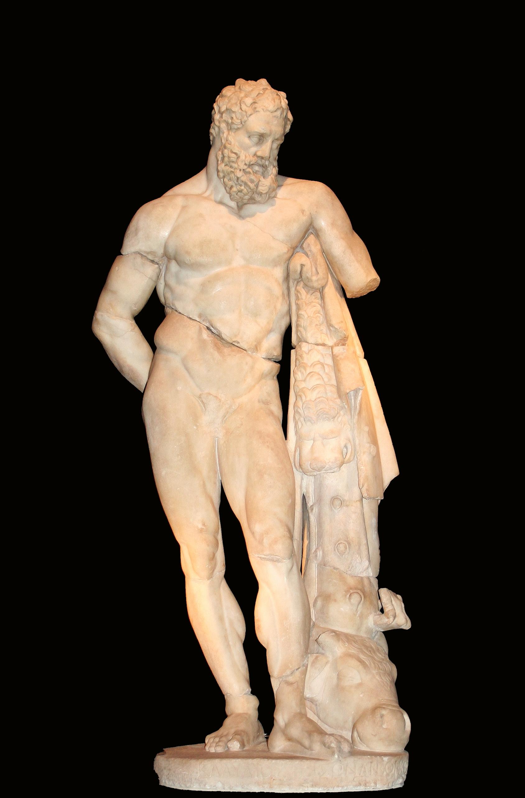 File:Antalya Museum - Weary Hercules.jpg - Wikimedia Commons