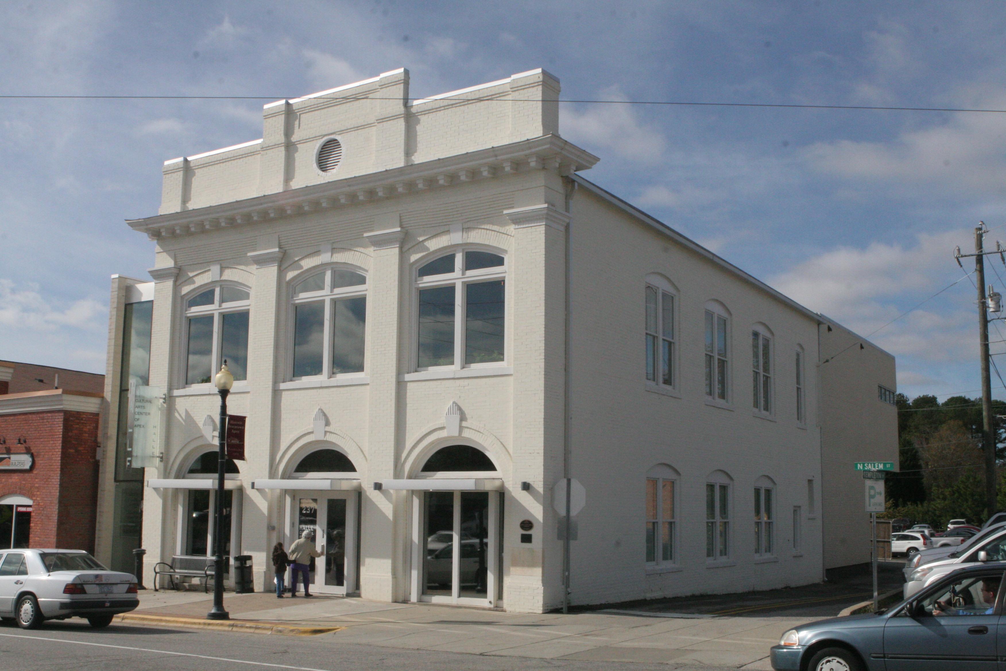 Apex Town Hall (historic) - Wikipedia, the free encyclopediaapex town