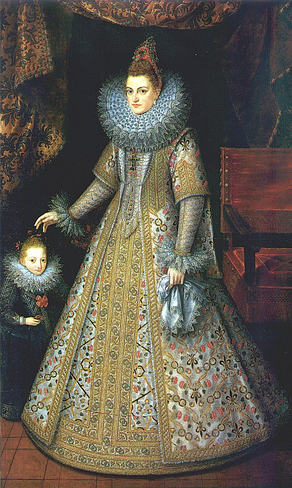 FileArchduchess Isabella Clara Eugenia and her Dwarf c.1599.jpg  sc 1 st  Wikimedia Commons & File:Archduchess Isabella Clara Eugenia and her Dwarf c.1599.jpg ...