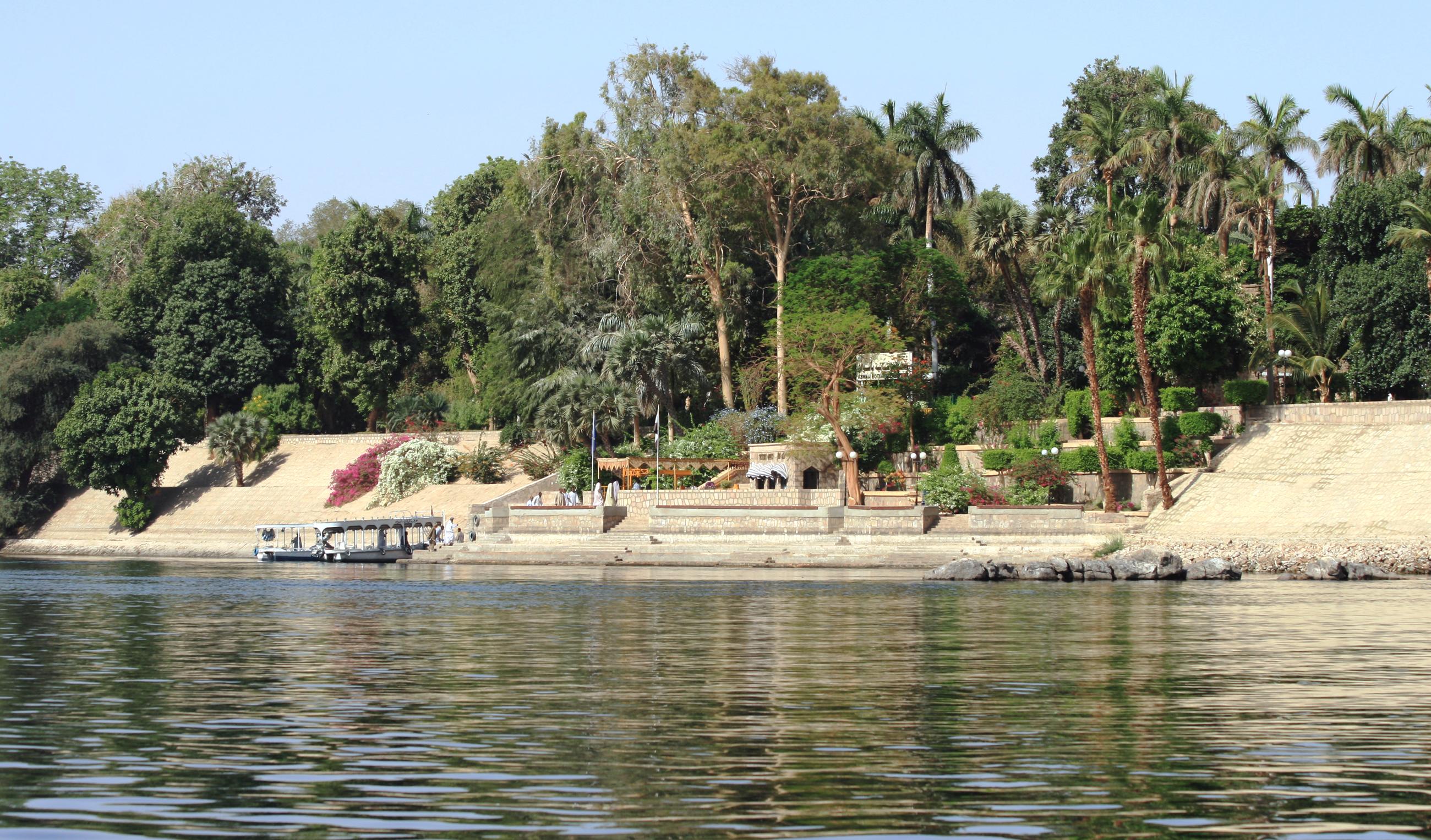 Kitchener Island Egypt