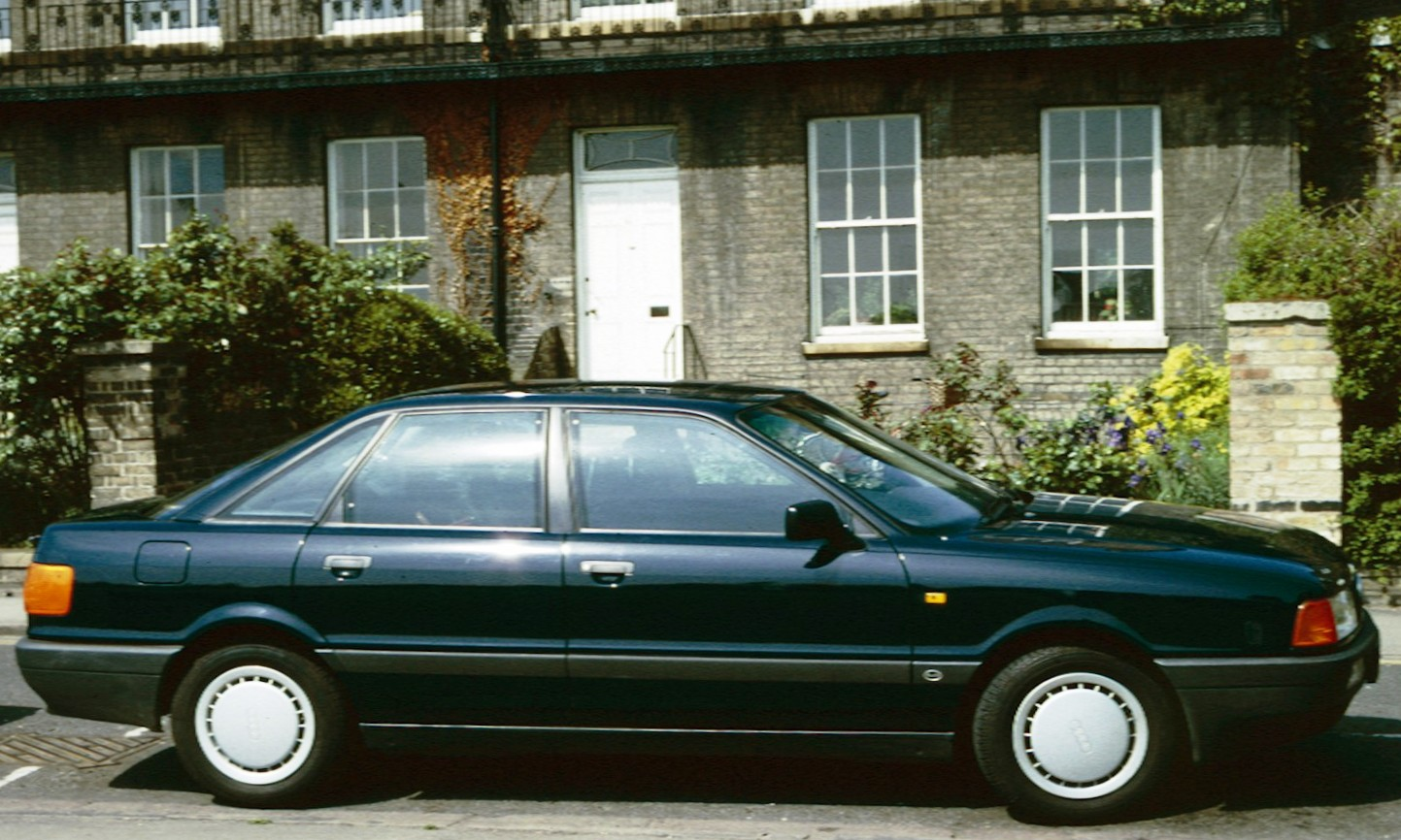 File Audi 80 B3 Cambridge Jpg Wikimedia Commons