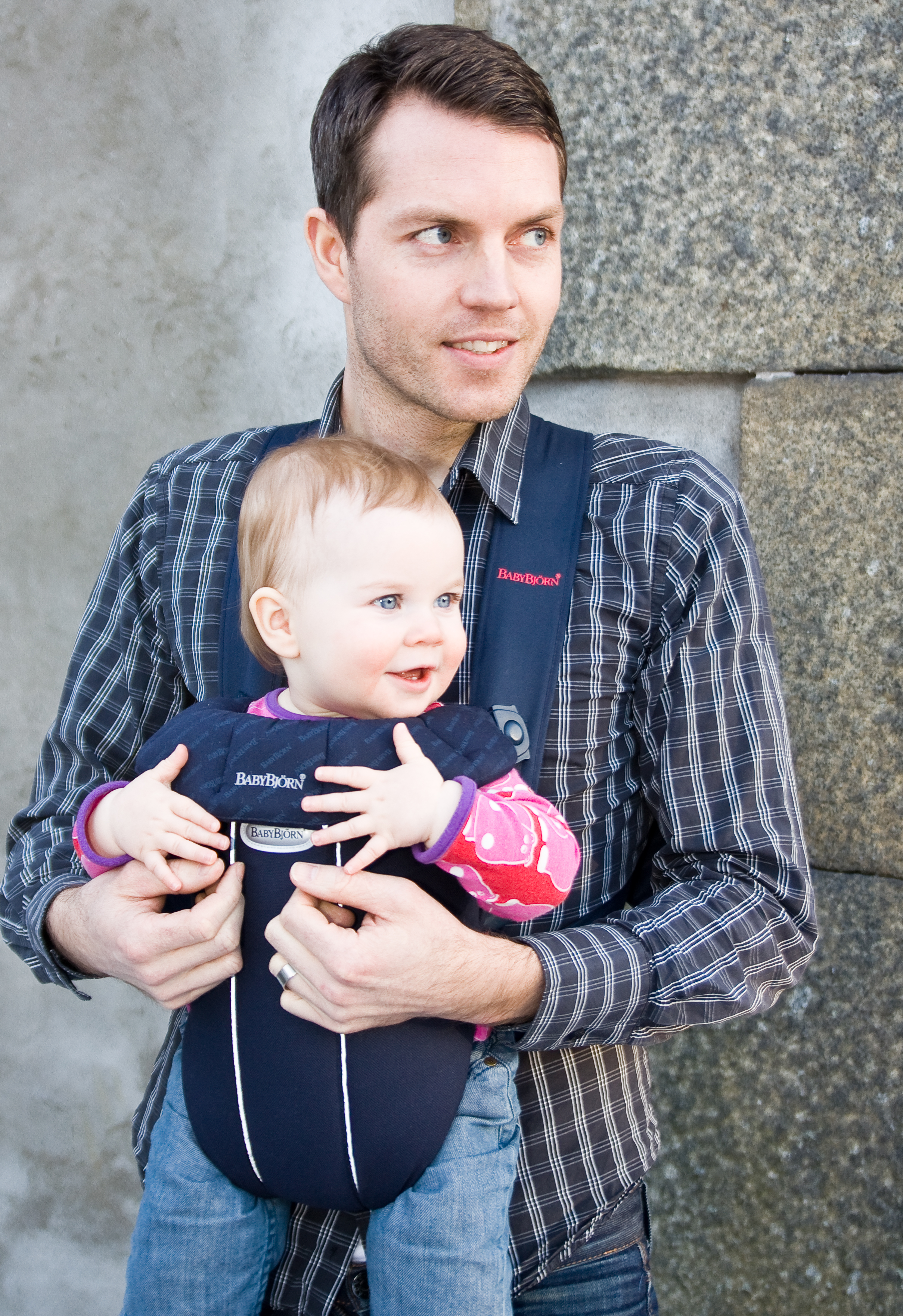 Is It Uncomfortable Carrying Baby Around In Carrier