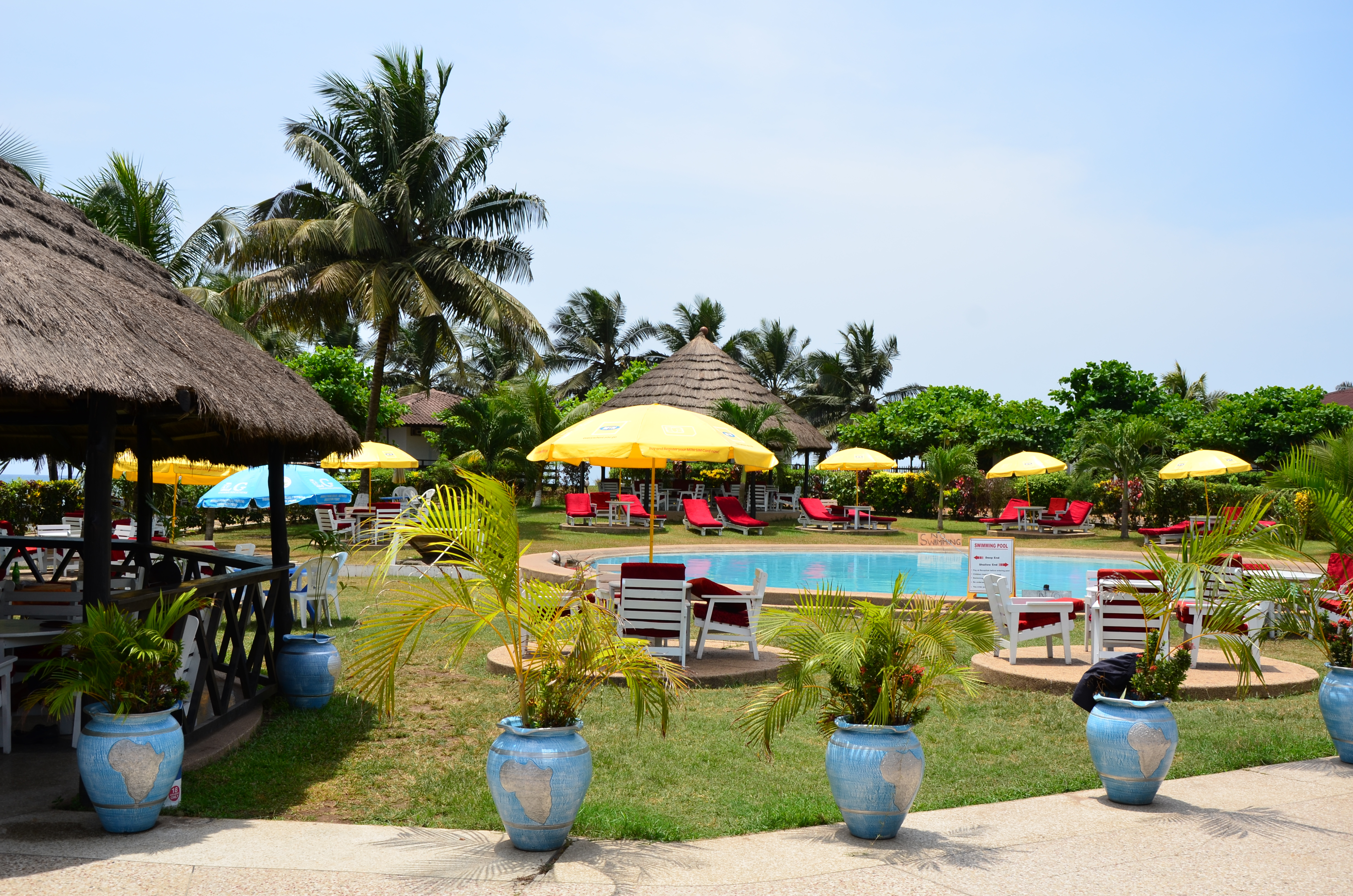 Africa Beach Hotel Takoradi