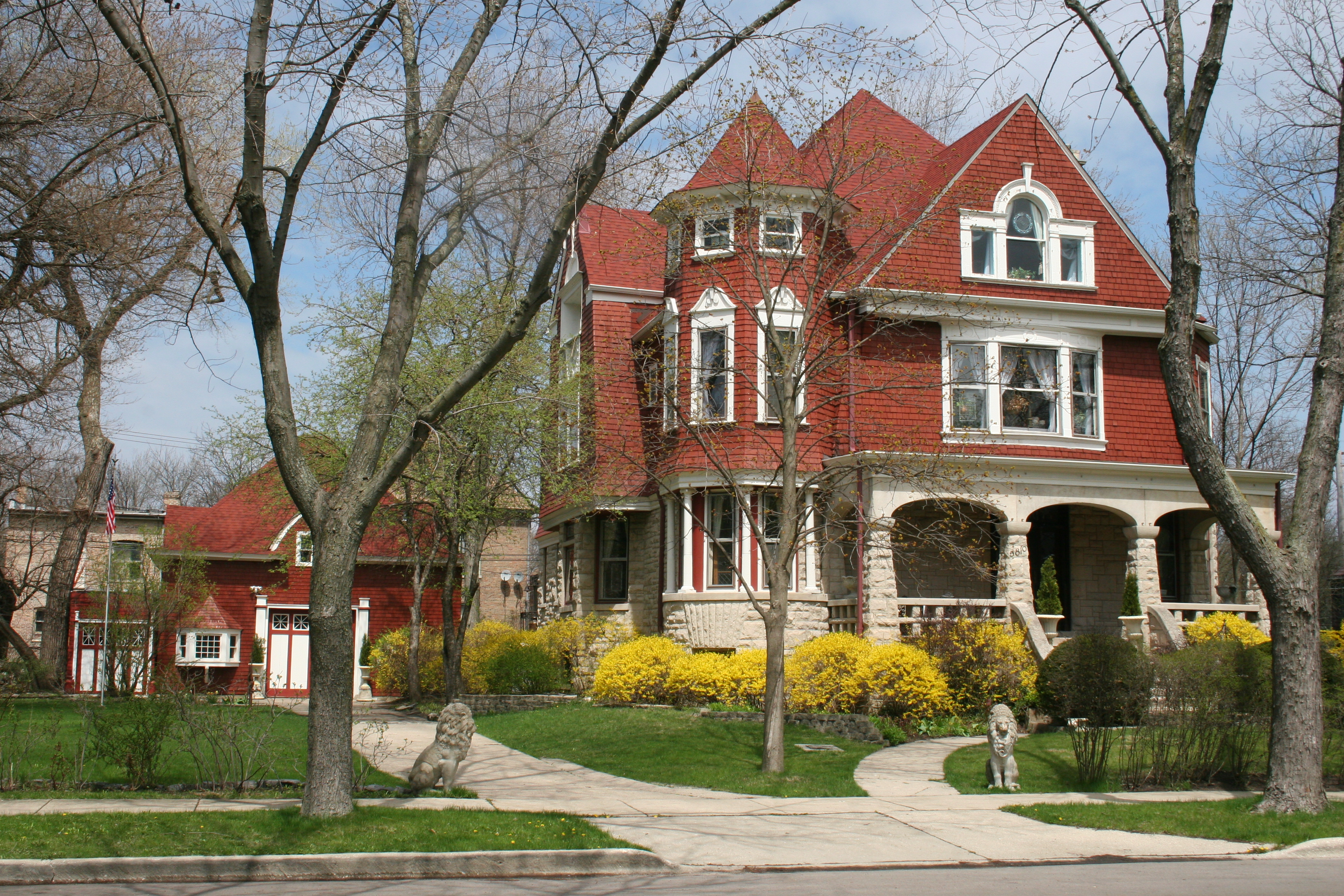 Beeson House And Coach House Wikiwand