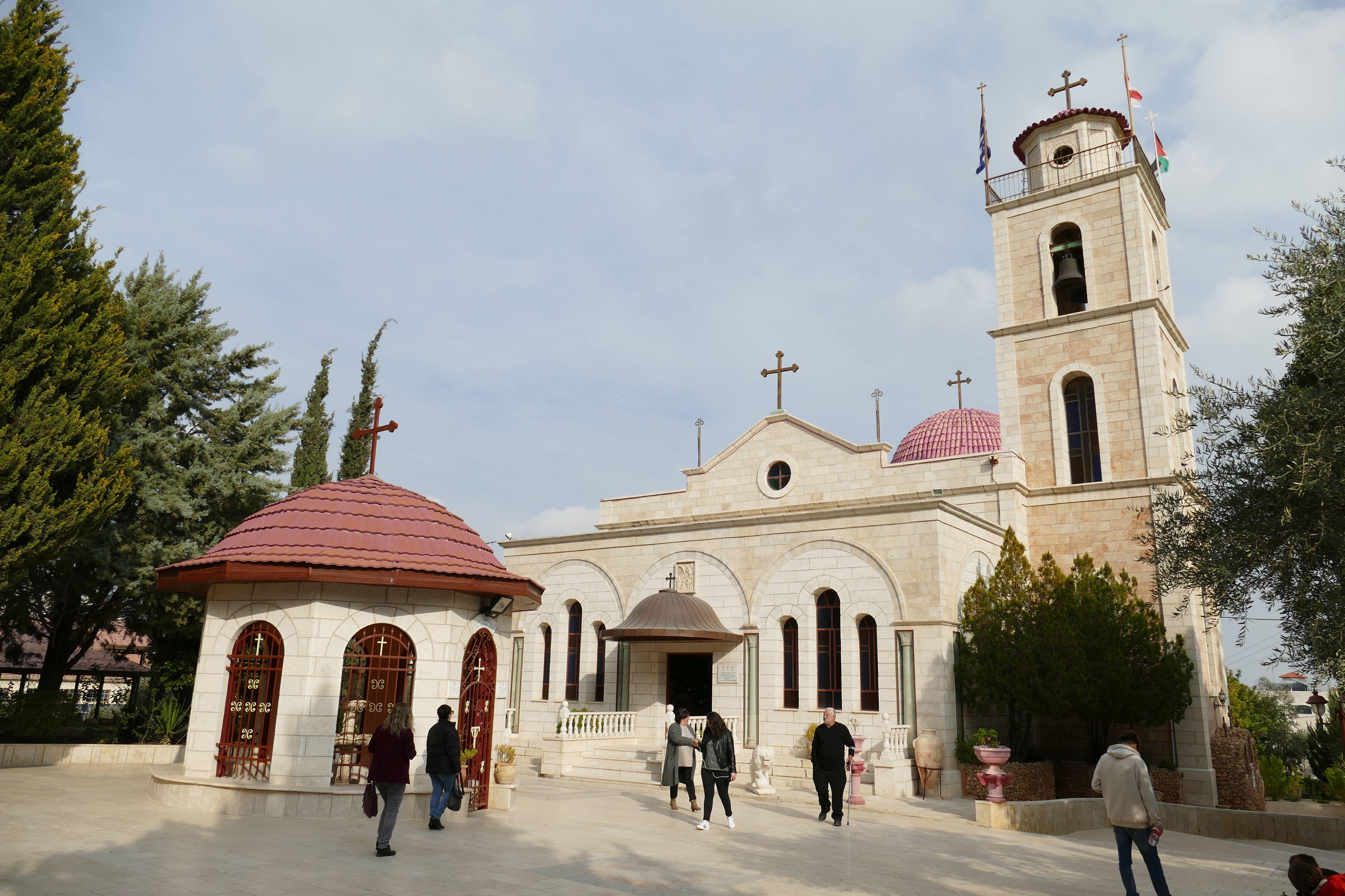 Бейт Сахур - Поле пастушков (православное).