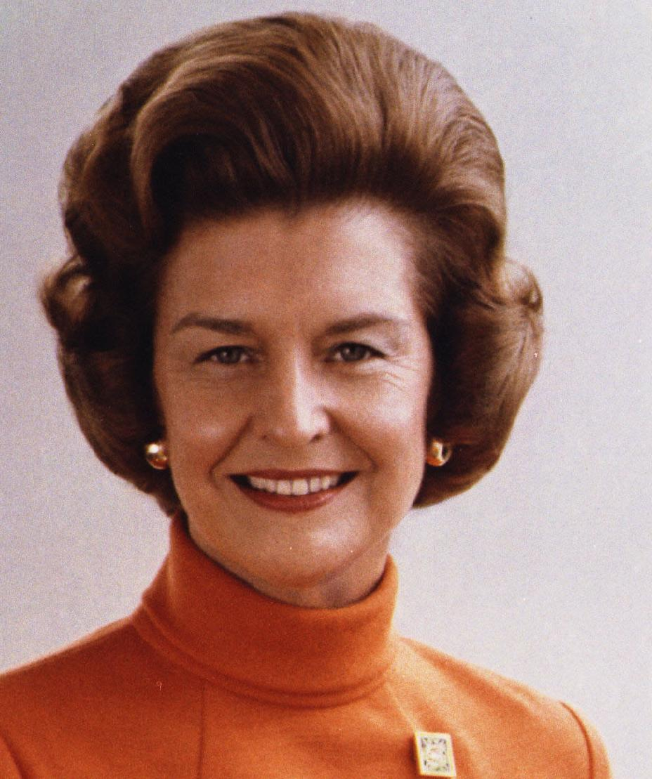 File Betty Ford Official White House Photo Color 1974