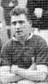 Billy Rogers (footballer) association football player