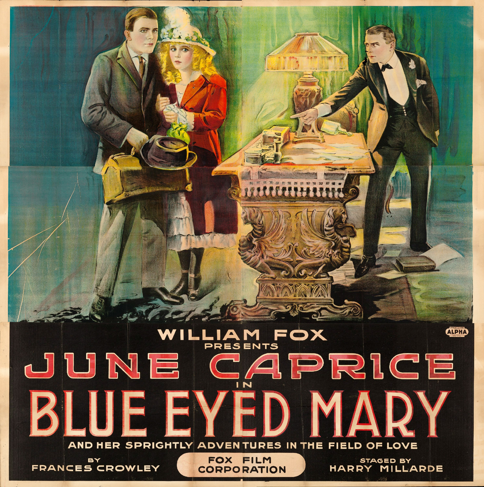 Alpha Blue Movie blue-eyed mary (film) - wikipedia