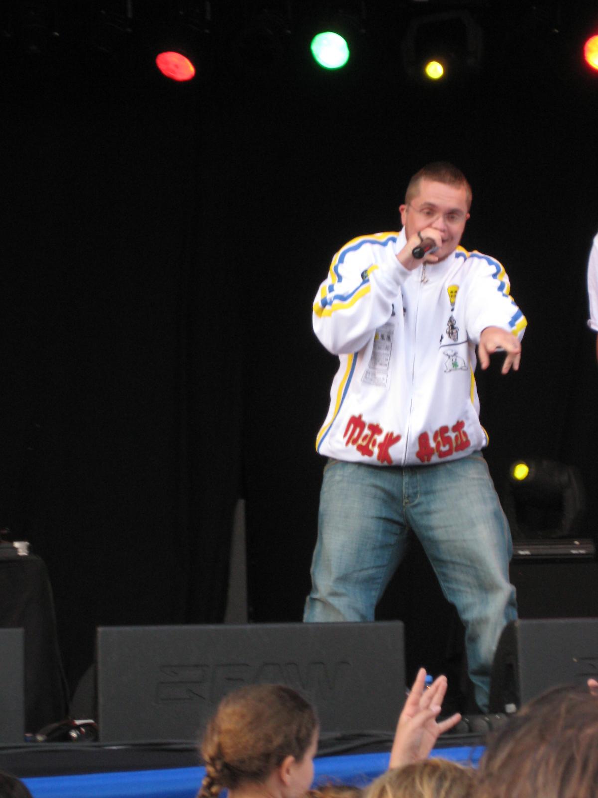 Rapping  Wikipedia