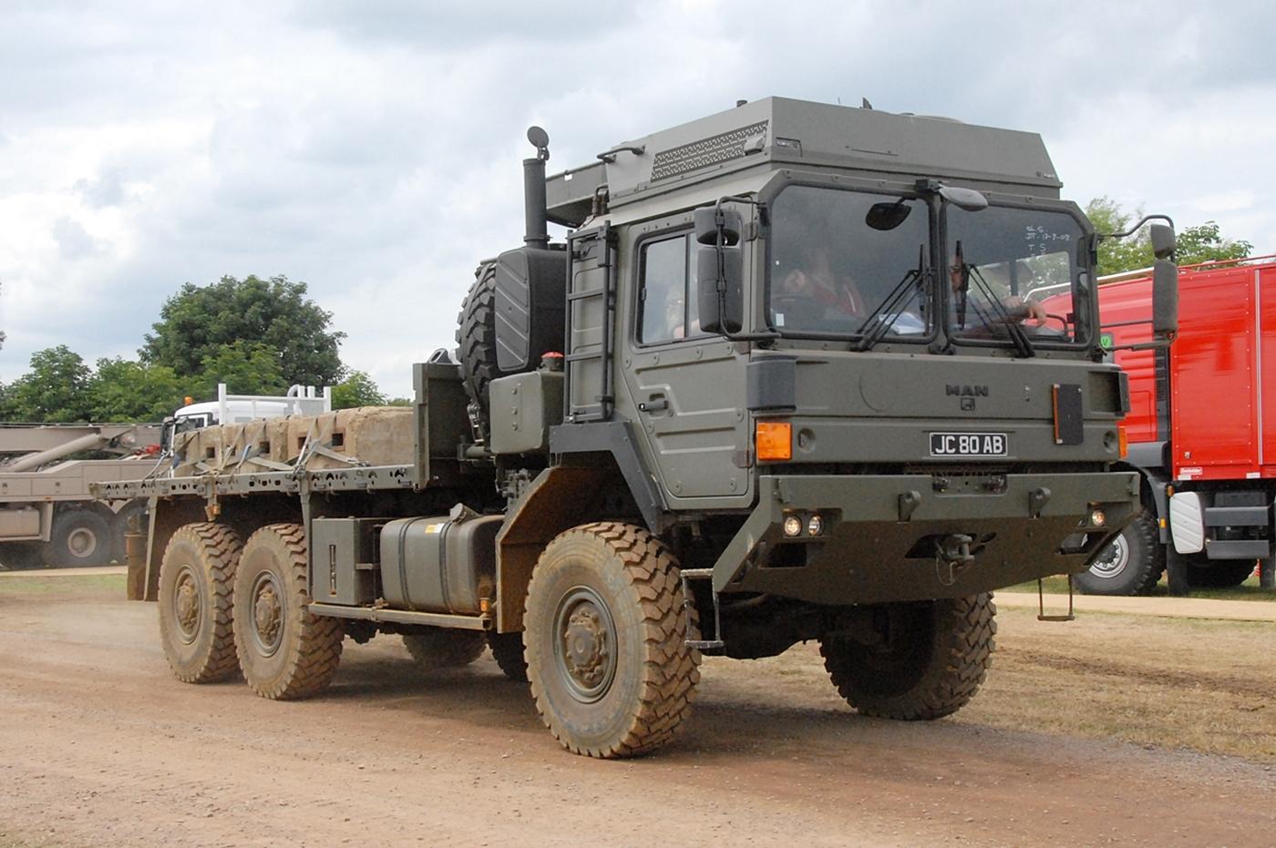 File British Army Hx58 6x6 In Standard Configuration Jpg