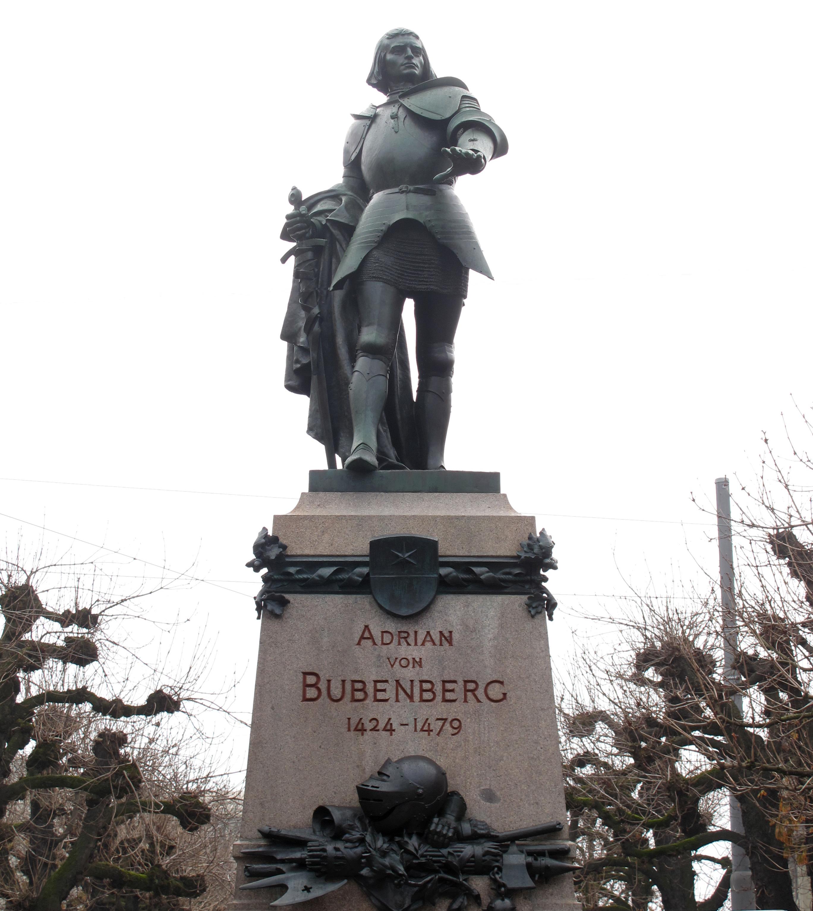 Bubenberg-Denkmal