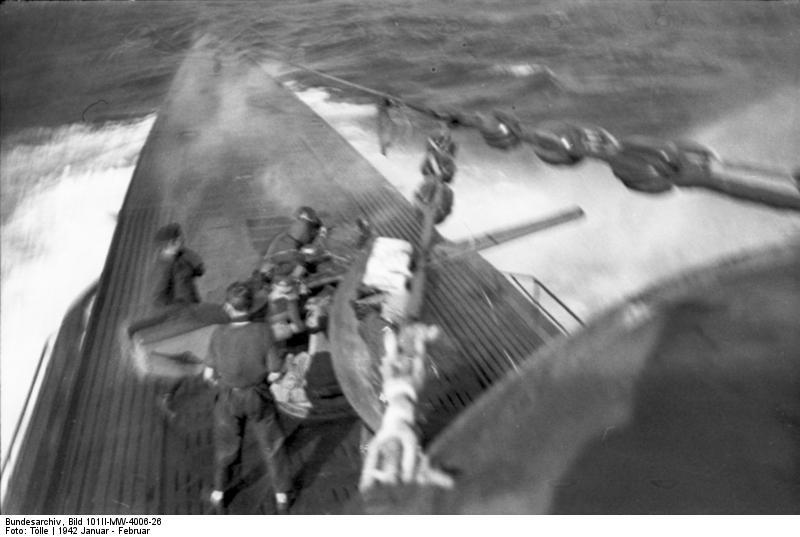 File Bundesarchiv Bild 101ii Mw 4006 26 U Boot U 123 In
