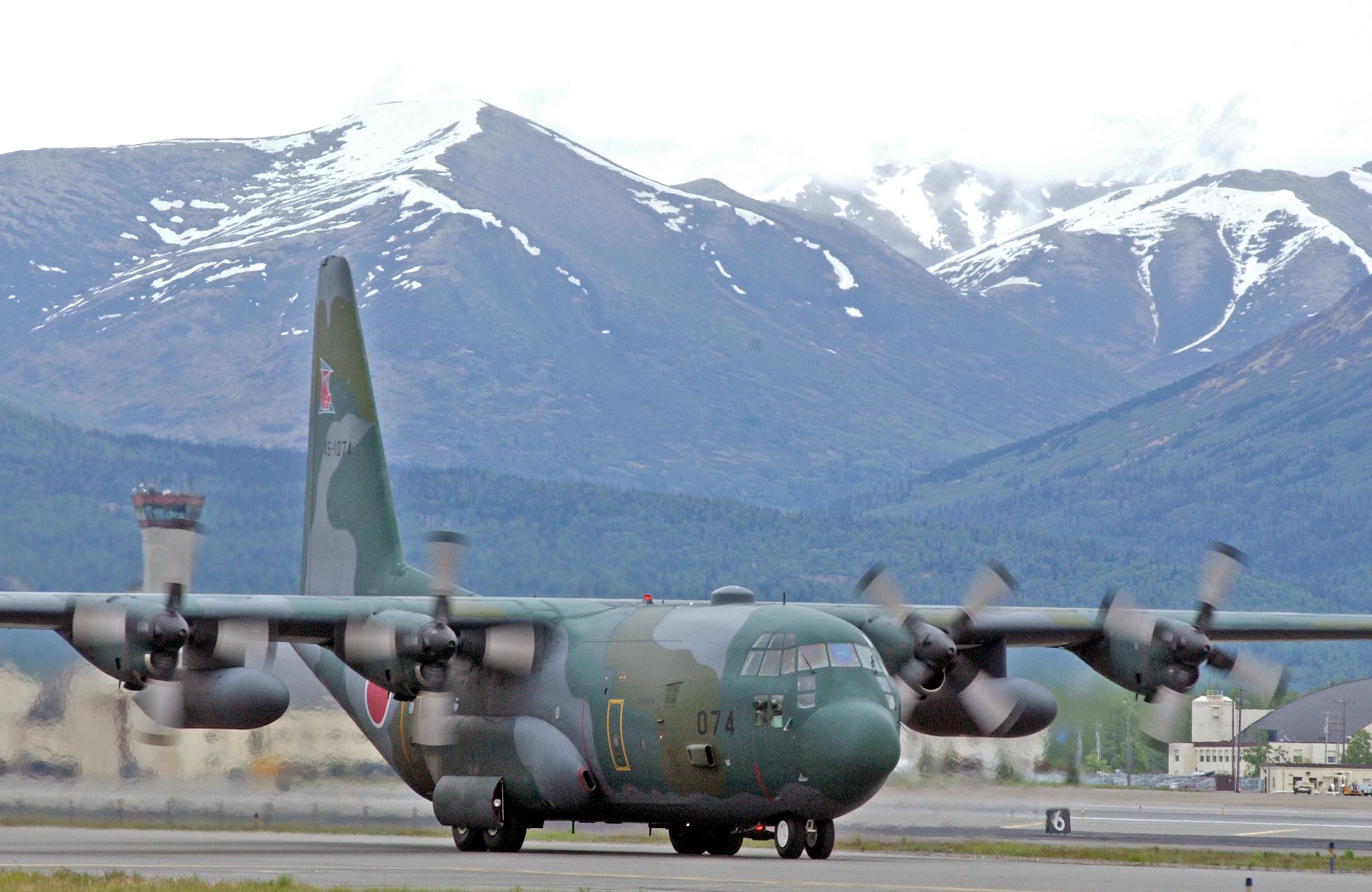 File C-130 Hercu...C130 Luftwaffe